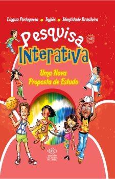 Volume 4 - Língua Portuguesa, Inglês e Identidade Brasileira