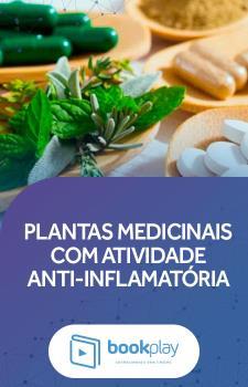 Plantas Medicinais com Atividade Anti-Inflamatória