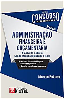 Concurso Descomplicado - Administração Financeira e Orçamentária