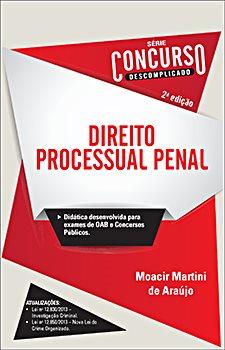 Concurso Descomplicado - Direito Processual Penal