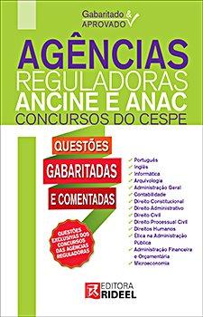 Gabaritado e Aprovado - Agências Reguladoras ANCINE e ANAC
