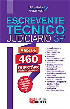 Gabaritado e Aprovado - Escrevente Técnico Judiciário