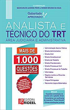 Gabaritado e Aprovado - Analista e Técnico do TRT