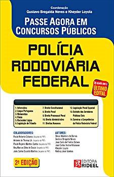 Passe Agora em Concursos Públicos - Polícia Rodoviária Federal