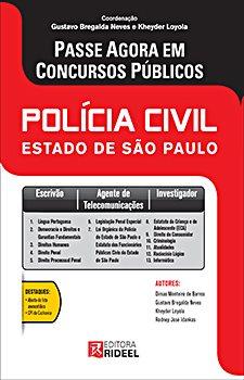 Passe Agora em Concursos Públicos - Polícia Civil do Estado de SP