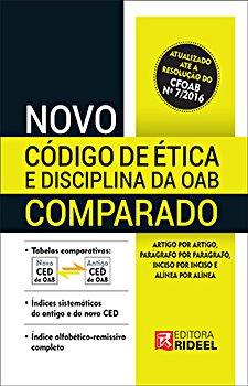 Novo Código de Ética da OAB Comparado