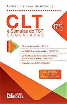 CLT e Súmulas do TST Comentadas
