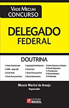 Vade Mecum Concurso - Delegado Federal
