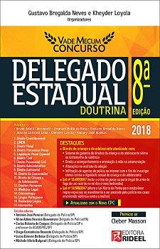 Vade Mecum Concurso - Delegado Estadual