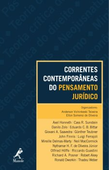 Correntes Contemporâneas do Pensamento Jurídico
