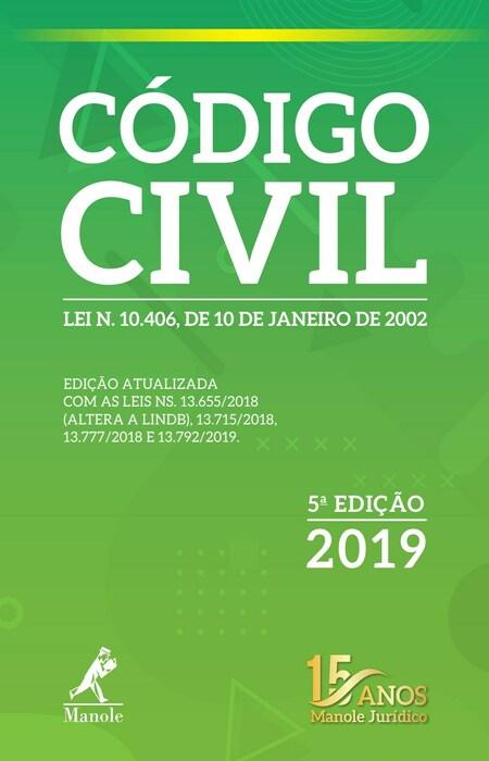 Código Civil : Lei n. 10.406