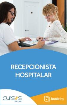 Recepcionista Hospitalar